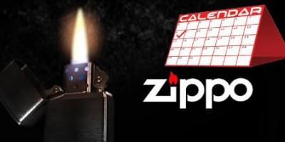 Ключевые даты компании Zippo