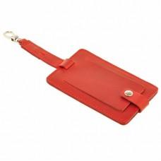 Бирка для багажа BlankNote BN-TAG-1-Coral