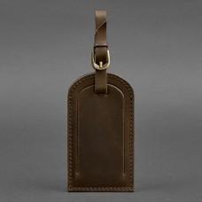 Бирка для багажу BlankNote BN-TAG-2-o Crazy Horse