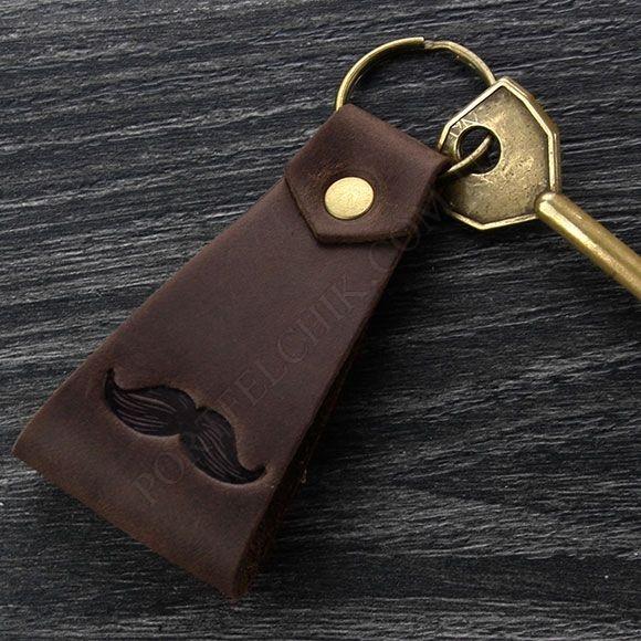 Брелок BlankNote BN-BK2-6-o коричневый