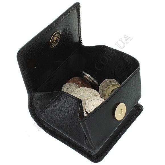 Монетница Visconti 421 BL черный