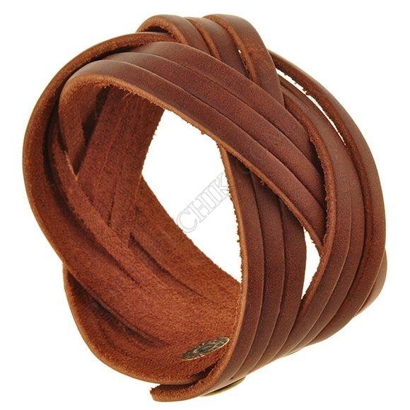 Браслет BlankNote BN-BR-1-ko коричневый