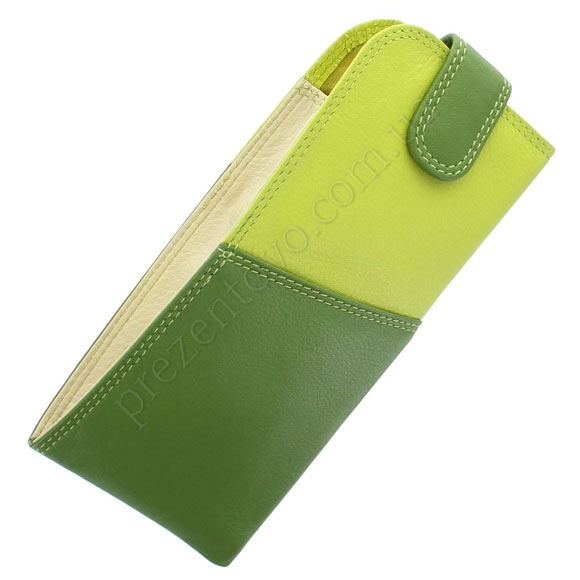 Чехол для очков Visconti RB-106 Lime зеленый, комбинированный