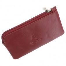 Ключница кожаная Visconti MZ-19 Red