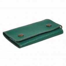 Ключница кожаная Faven 0005-12 Green