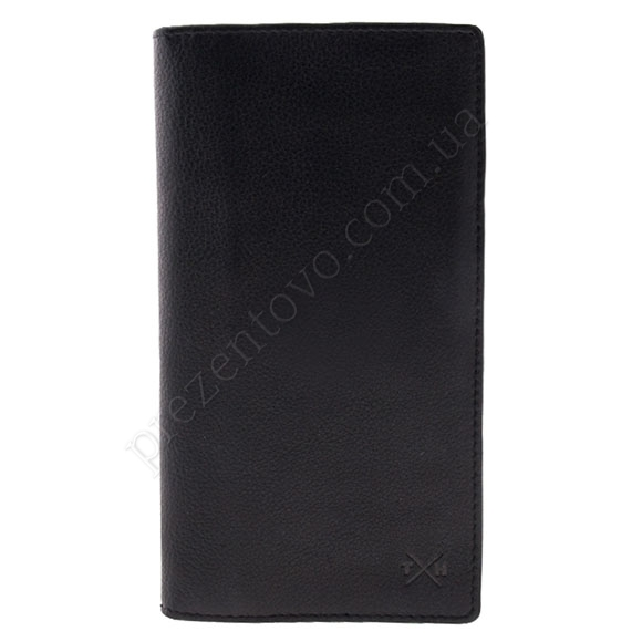 Чоловічий гаманець Tumble and Hide 2310 17 1 чорний