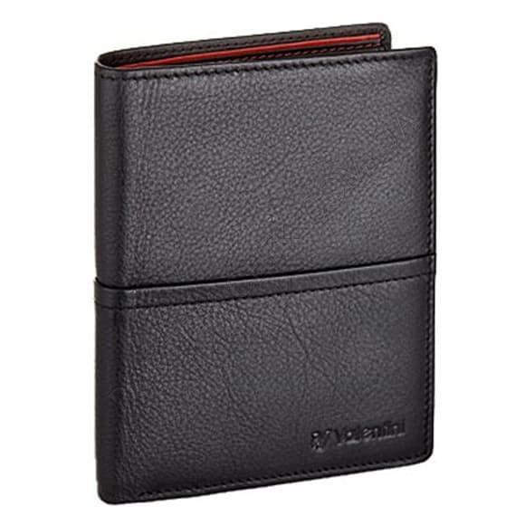 Чоловічий гаманець Valentini 154-266-1 чорний