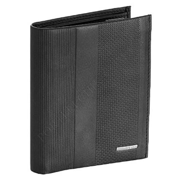 Чоловічий гаманець Valentini 157-P63-1 чорний