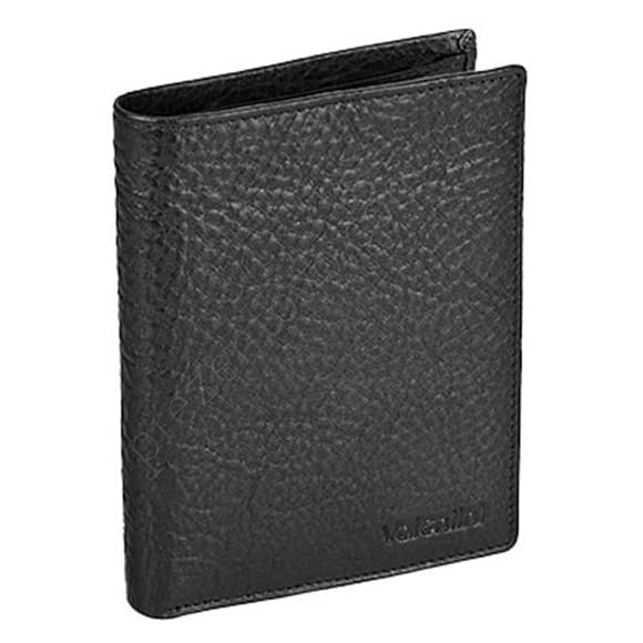 Чоловічий гаманець Valentini 159-329-1 чорний