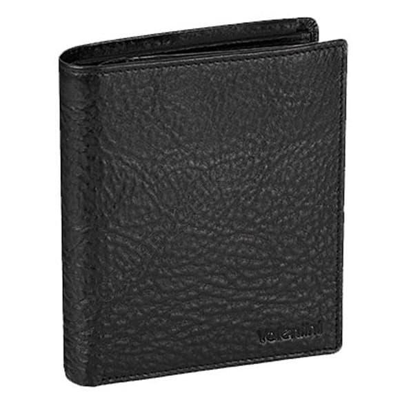 Чоловічий гаманець Valentini 159-459-1 чорний