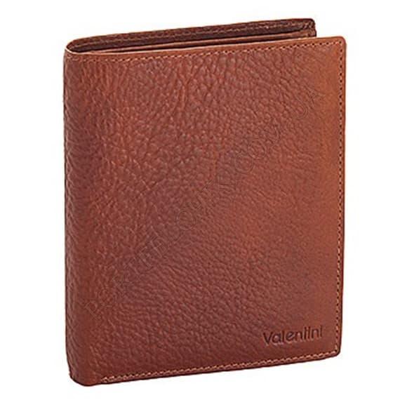 Чоловічий гаманець Valentini 159-665-2 коричневий