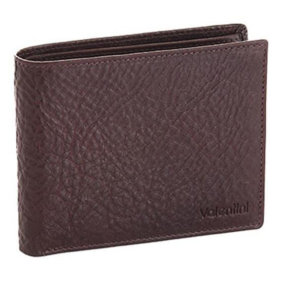 Чоловічий гаманець Valentini 159-P20-3 коричневий