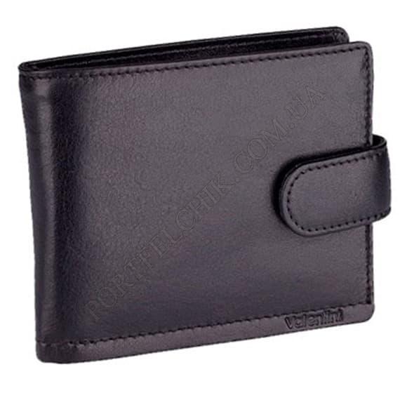 Чоловічий гаманець Valentini 169-902-1 чорний
