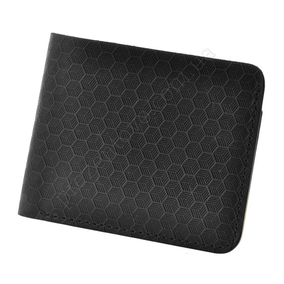 Мужской кошелек BlankNote BN-PM-4-1-G-Karbon черный