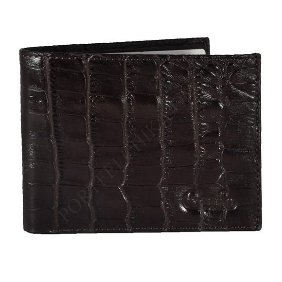 Чоловічий гаманець Gufo 0941-57 коричневий