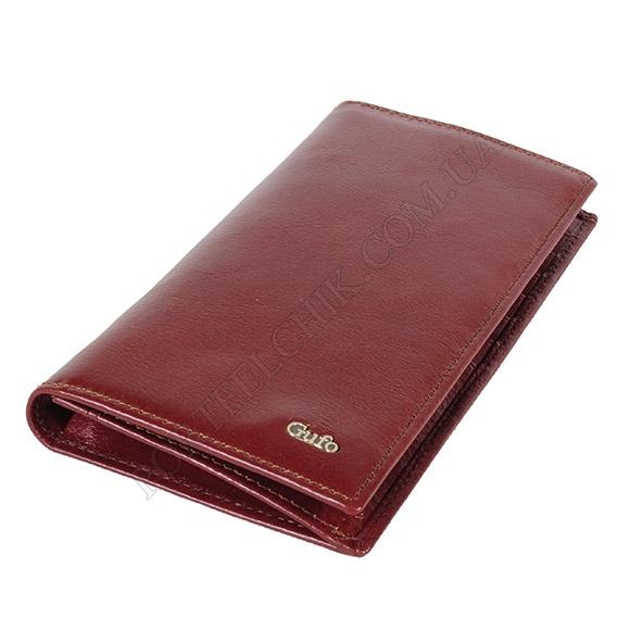 Чоловічий гаманець Gufo 1121012 коричневий