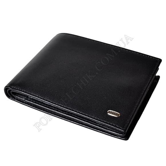 Мужской кошелек Petek 134-000-01 черный
