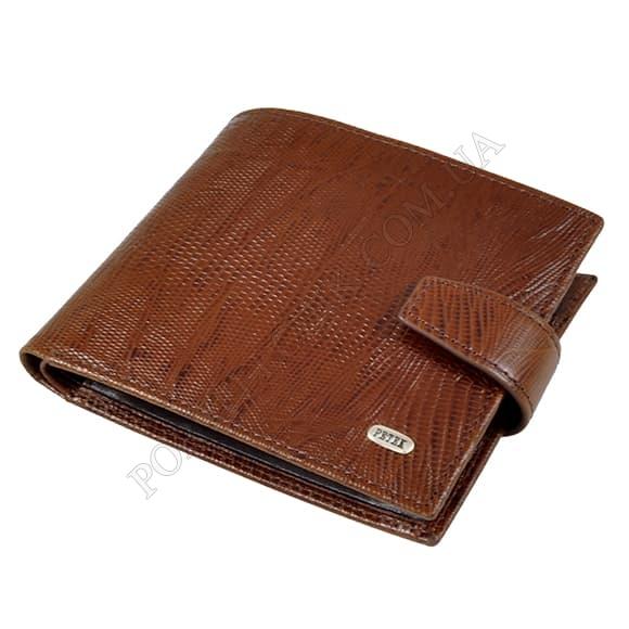 Мужской кошелек Petek 199-041-02 коричневый