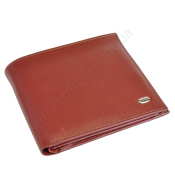 Чоловічий гаманець Petek 205-W04000-W04 коричневий