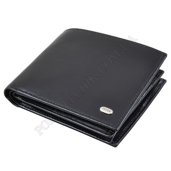 Чоловічий гаманець Petek 226-000-01 чорний