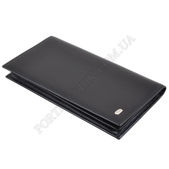 Чоловічий гаманець Petek 244-000-01 чорний