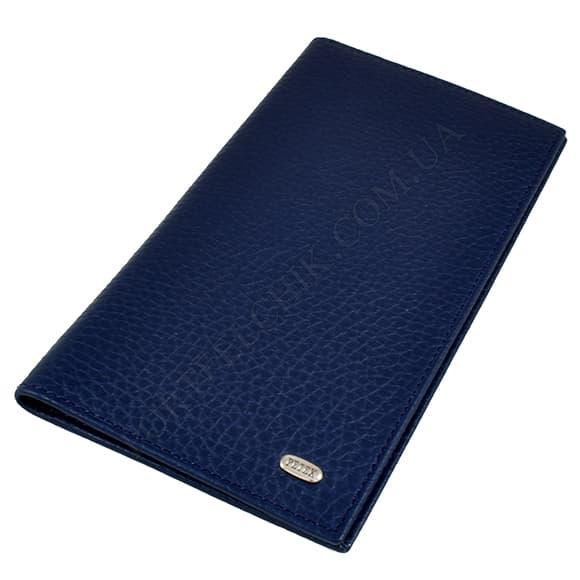 Чоловічий гаманець Petek 296-46BD-A17 синій, комбінований