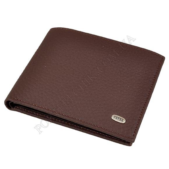 Чоловічий гаманець Petek 299-234-02 коричневий