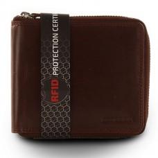 Гаманець чоловічий Redbrick RBWC0010 Brown