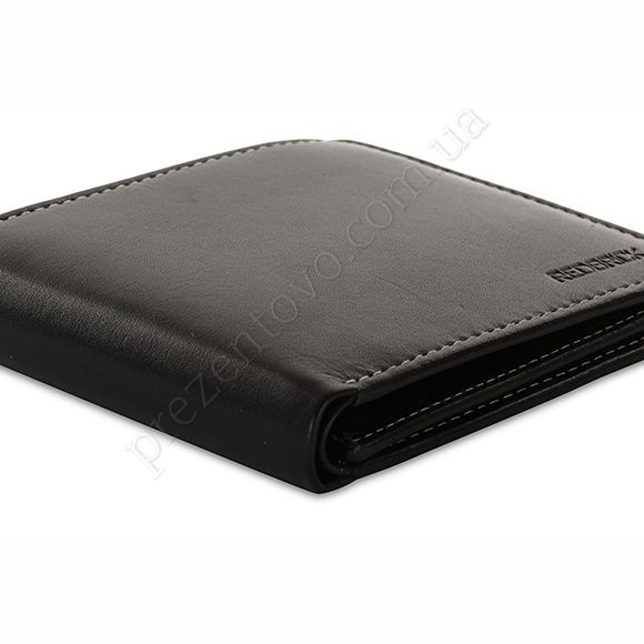 Чоловічий гаманець Redbrick RBWC0016 Black чорний