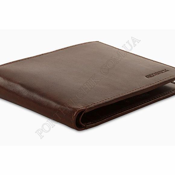 Чоловічий гаманець Redbrick RBWC0018 Brown коричневий