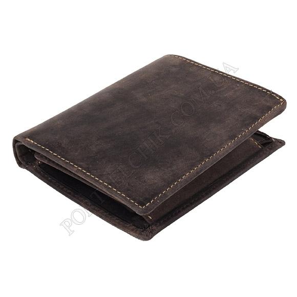 Чоловічий гаманець Visconti 709 OIL BRN коричневий