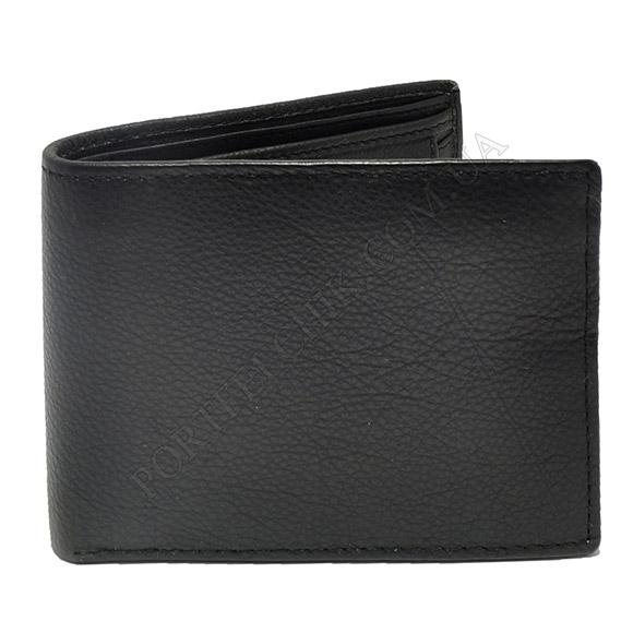 Мужской кошелек Visconti 864 BL (Woods) черный