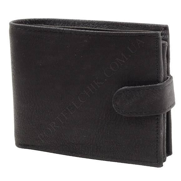 Чоловічий гаманець Visconti 865 BL (Woods) чорний