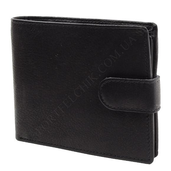 Мужской кошелек Visconti 867 BL (Woods) черный