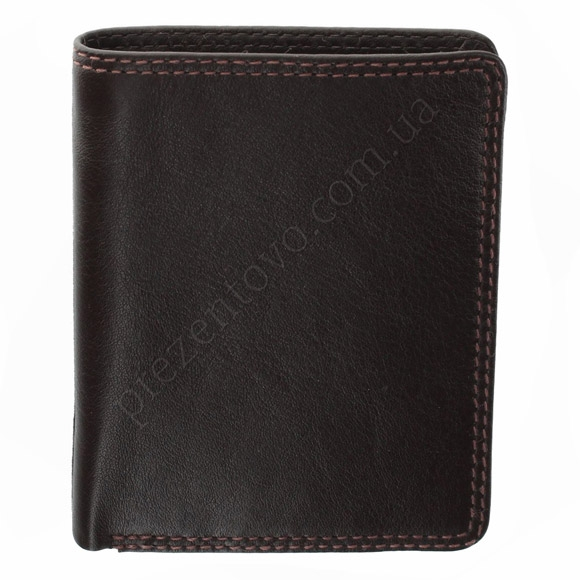 Мужской кошелек Visconti HT-6 Choco коричневый