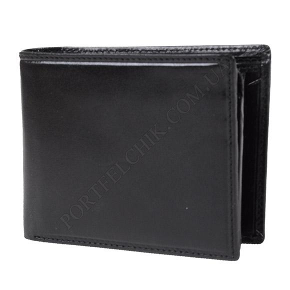 Чоловічий гаманець Visconti MZ-4 Ita Blk чорний