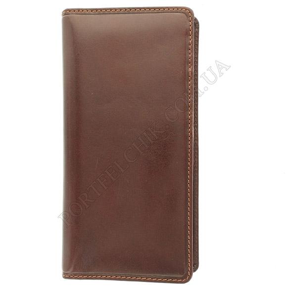 Чоловічий гаманець Visconti MZ-6 Ita BRN коричневий