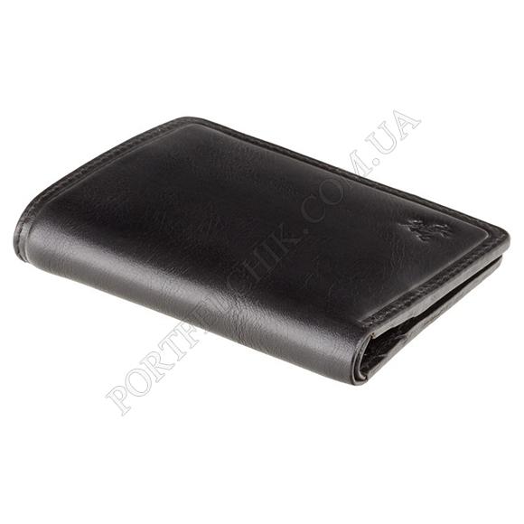Чоловічий гаманець Visconti TSC-39 BLK чорний