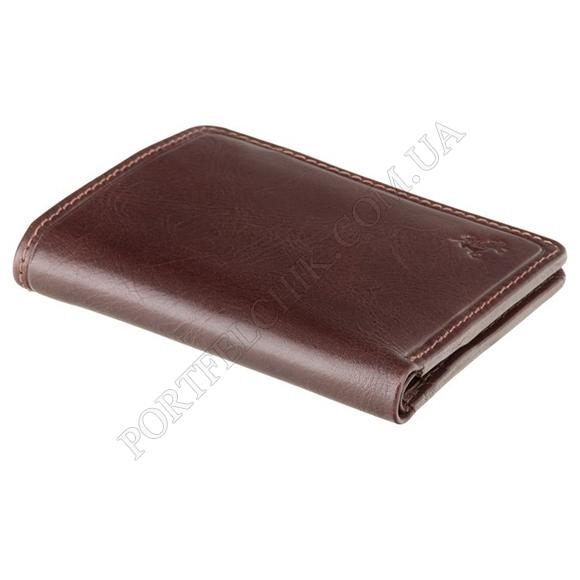 Чоловічий гаманець Visconti TSC-39 BRN коричневий
