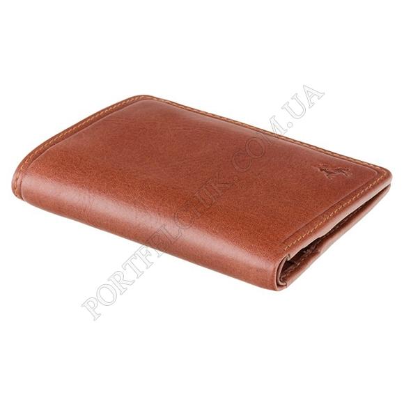 Чоловічий гаманець Visconti TSC-39 TAN коричневий