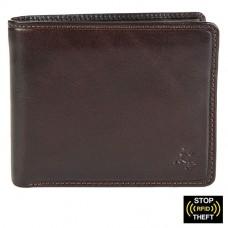 Чоловічий гаманець Visconti TSC-46 BRN