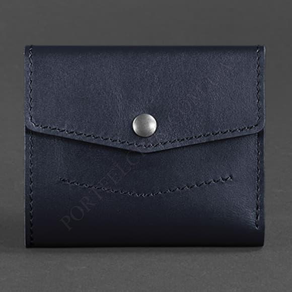 Женский кошелек BlankNote BN-W-2-1-navy-blue