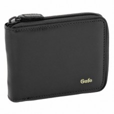 Кожаный женский кошелек Gufo 1381010