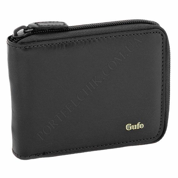 Жіночий гаманець Gufo 1381010 чорний