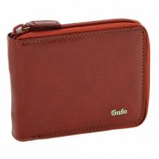 Кожаный женский кошелек Gufo 1381012