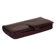Кожаный женский кошелек Gufo 2051011