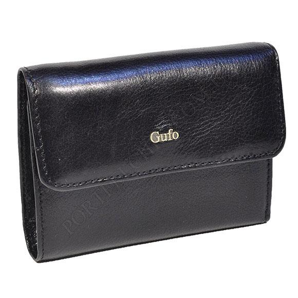Кожаный женский кошелек Gufo 2071010