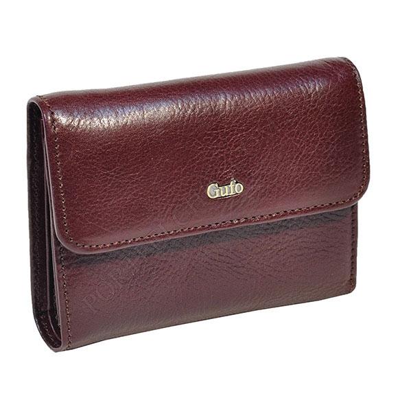 Женский кошелек Gufo 2071011 коричневый