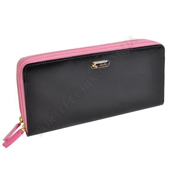 Жіночий гаманець Gufo GFW 2430 PI чорний