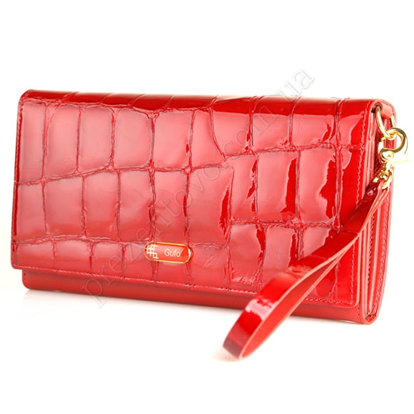 Женский кошелек Gufo GFW 2306 RE красный